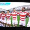 【2015】ラグビーワールドカップで南アフリカに勝った日本代表選手たちが熱くけなげでカッコイイ