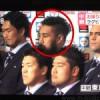 【2015】ラグビーワールドカップ日本代表の帰国記者会見、ホラニ選手のコメント前に中継が終わる悲劇