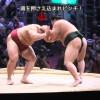 【大相撲】遠藤の成長を感じる一番~押さえ込まれても倒れない【2014.11九州場所】