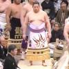 【大相撲】遠藤の「永谷園化粧まわし」第二弾は紫