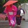 【大相撲】遠藤の雨の日ファッション~蛇の目傘と雨下駄