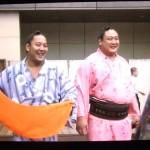 旭秀鵬の隣で笑う旭大星~相撲に自分の道を見出した晴れ晴れとした表情