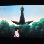 アニメに出てきた「太陽の塔」~限定内部公開に行ったときのことを思い出す