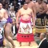 【大相撲】遠藤の「永谷園化粧まわし」第三弾はピンク!