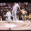 【大相撲】大量の塩まきで有名な旭日松(あさひしょう)