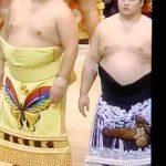 【大相撲】遠藤の北海道化粧まわし第二弾は「シマフクロウ」かな?【2017.3春場所】